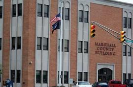 Flags at half mast_CountyBuilding