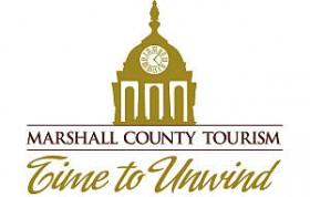 Marshall County Tourism logo