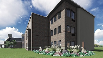 Ancilla_Residence Hall_wing