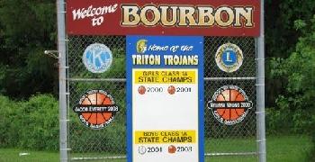 Bourbon Welcome