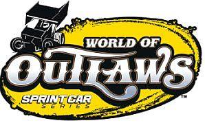 world of Outlaws logo