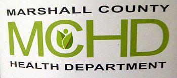 Marshall County Health Department logo
