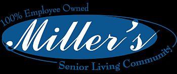 Miller's Senior Living logo