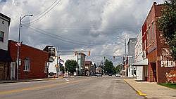 Bourbon-downtown