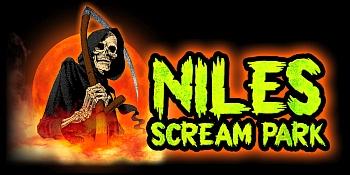 Niles Scream Park logo