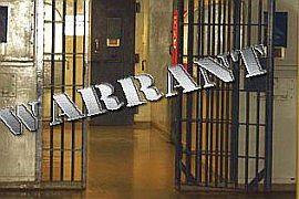 Warrant arrest