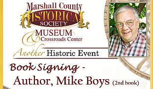 Mike Boys Book Signing ll