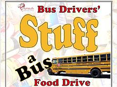 PCSC Stuff a Bus Food Drive
