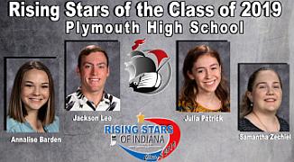 PHS IASP's Rising Stars of 2019