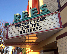REES Holiday Welcome Home