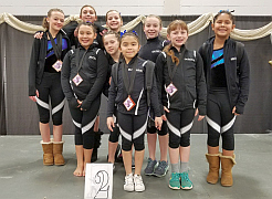 Jana's_Indy_7th Place Silver Team