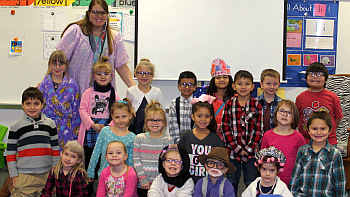 Ms. Amy Borkholder's Kindergarten Classroom2018
