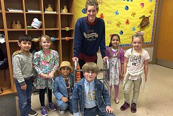 Ms. Sydney Gochenour's Classroom2018