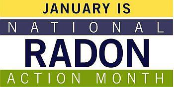 National Radon Month