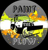 Paint the plow