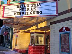 Rees Theatre_Hello 2018