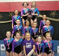 Jana's_2nd place Bronze Team_Mishawaka2018