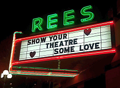 Rees_Show the theatre some love