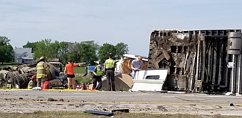Erik Nunez crash
