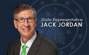 Jack Jordan state Rep