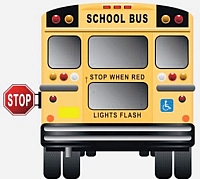 School bus safety tips from ISP