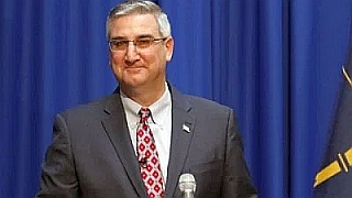 Governor Holcomb 10-14-19