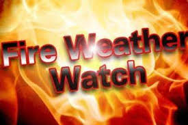 fire weather watch