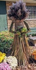 Best Scarecrow - Cashen Creek 2nd place 2020