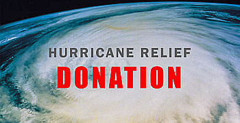 Hurricane Relief Donations