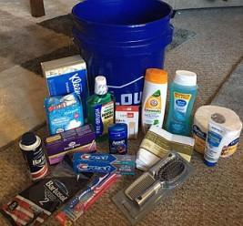 Hurricane Relief_hygine bucket