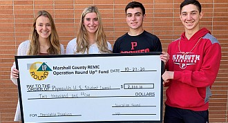 Marshall County Round Up PHS Student Council 2020