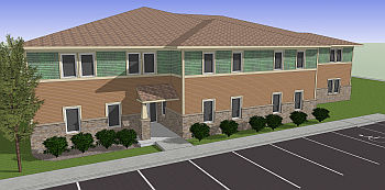 Permanent Supportive Housing concept