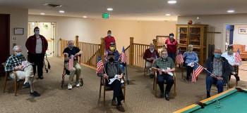 Veterans Ceremoney